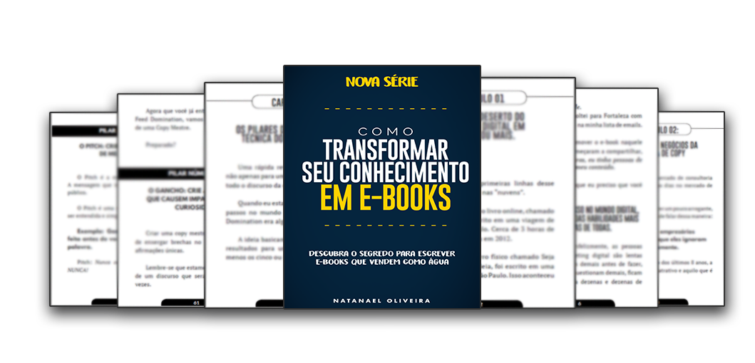 Como Transformar o Seu Conhecimento em e-Books que Vendem Todos os Dias